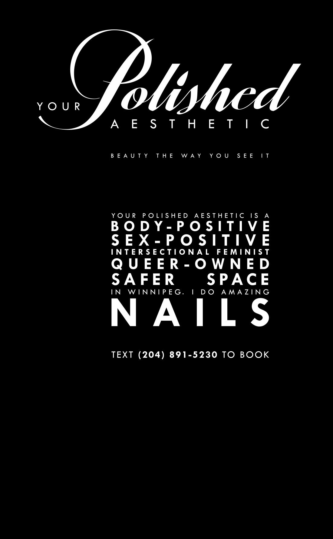 Winnipeg Gel Nails + Brows Logo